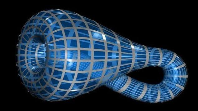 Pour Your Brain Into The Klein Bottle