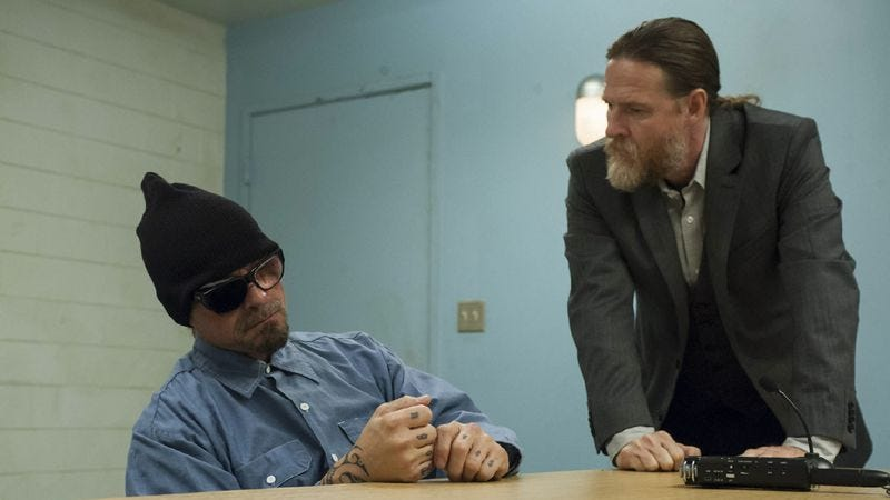 TV Reviews – Sons Of Anarchy – Season 5