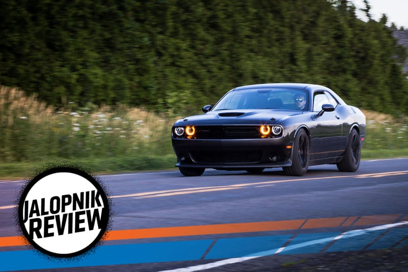 The 2017 Dodge Challenger T A 392 Is A Middle Finger To The Future
