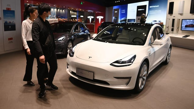 Tesla Recalls Almost 30,000 Cars From China, Citing Suspension Issues