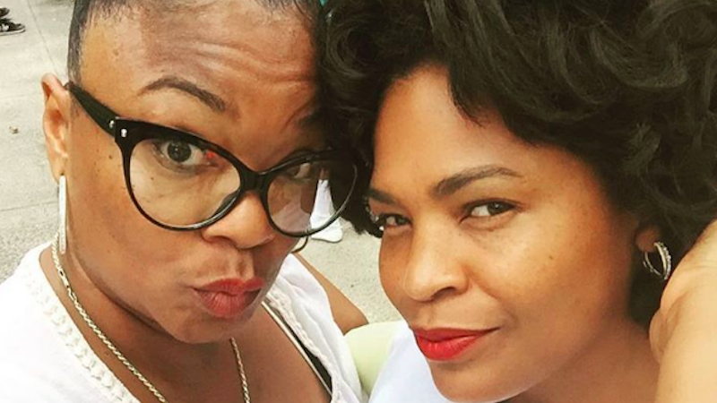 Illustration for article titled Nia Long Is Playing Roxanne Shante's Mom in a New Biopic