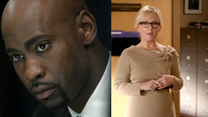 Illustration for article titled D.B. Woodside and Rachael Harris succumb to the temptations of Fox's Lucifer