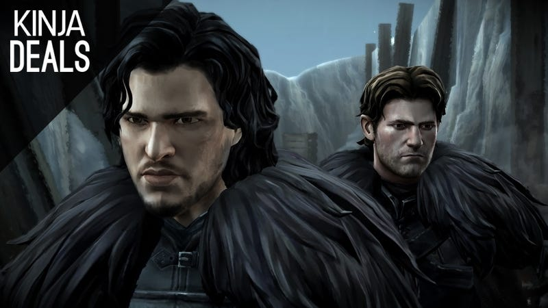 Illustration for article titled Today's Best Gaming Deals: Game of Thrones, Xbox Live Membership, More