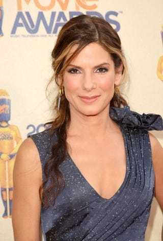 Illustration for article titled Sandra Will Appear At MTV Awards;  Tila's Addicted To Ecstasy