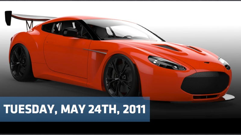 """Illustration for article titled An """"everyday"""" Lamborghini, an über-CLS, and BMW builds an X3M"""