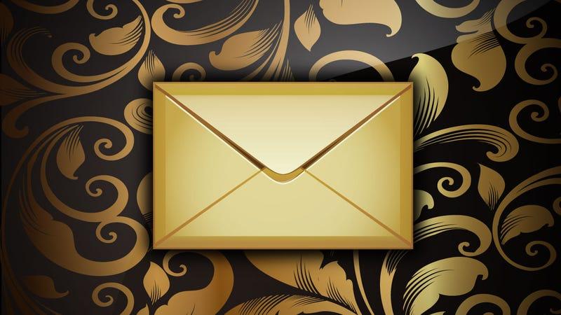 Illustration for article titled The Elegant Email