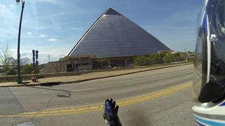I Found a Pyramid Today.
