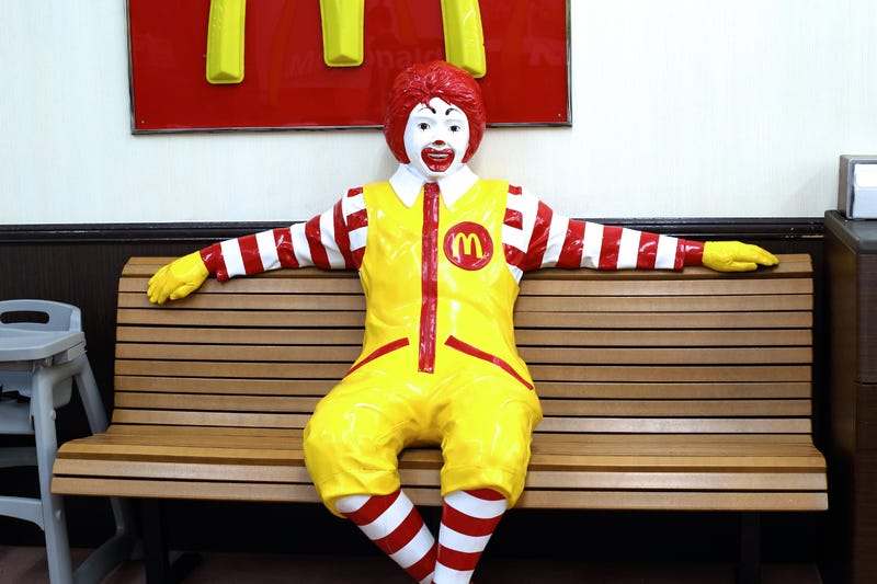 Illustration for article titled Why Ronald McDonald's Name Is Slightly Different In Japan