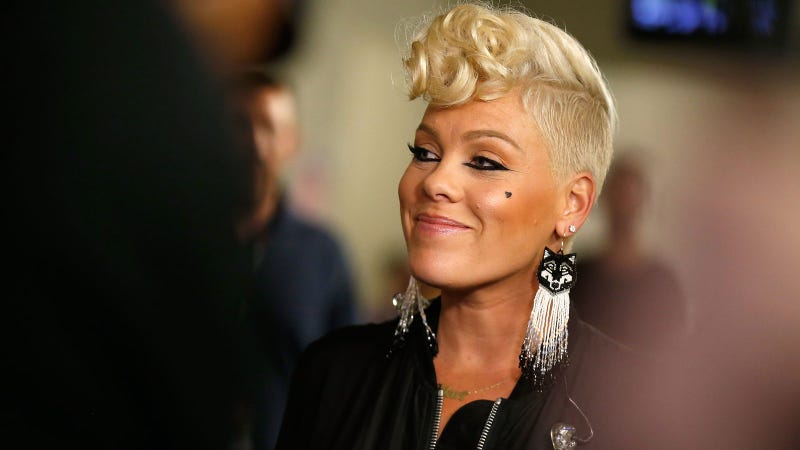 Pink trashes Dr. Luke: 'This is his karma'