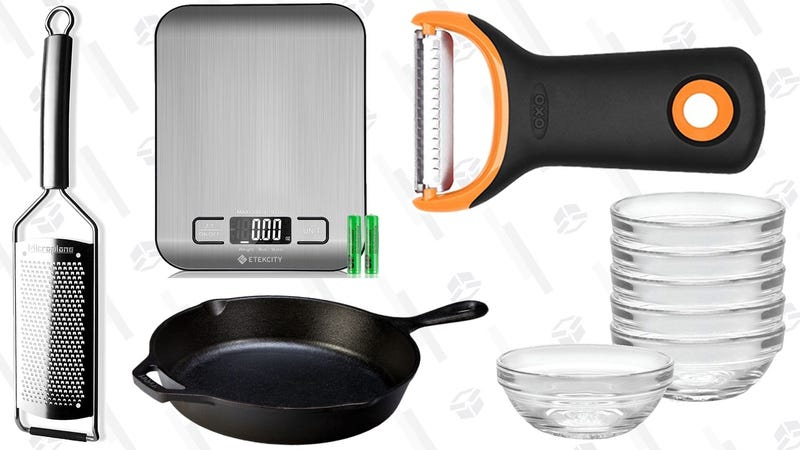 Cheap Kitchen Essentials That Will Make You Feel Like A Real Chef