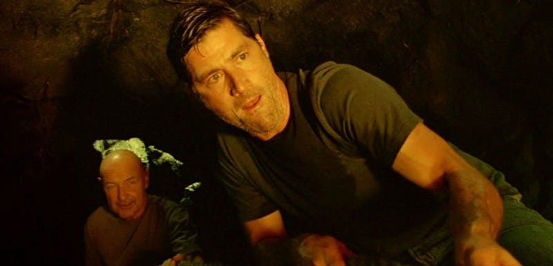Jack and Locke in the finale of Lost. Image: ABC