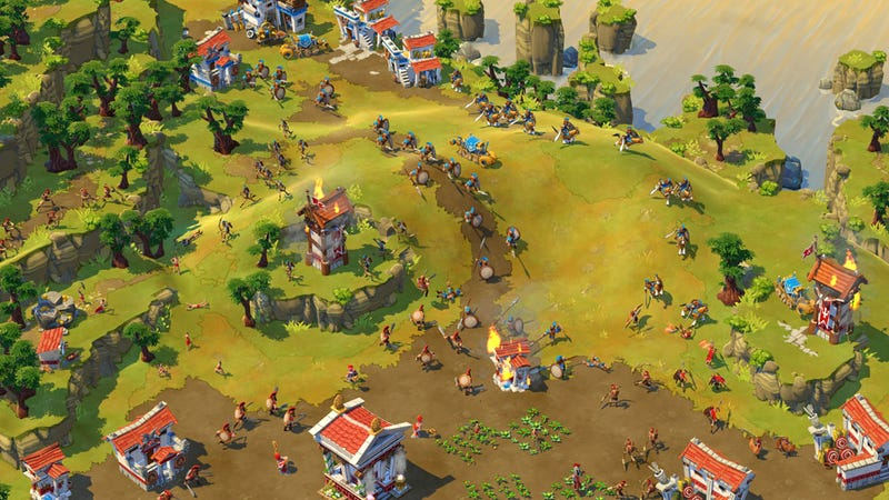 Illustration for article titled Jump the Line For the Age of Empires Online Beta