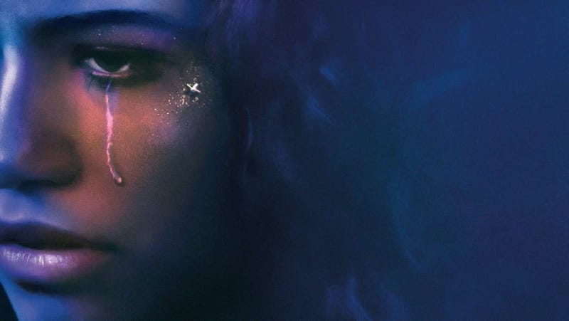 Illustration for article titled Zendaya Gives Euphoria Viewers a Heads Up on HBO Show's 'Graphic,' 'Triggering' Scenes