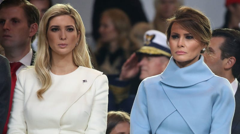 Melania Is Reportedly Very Good at Undermining Ivanka