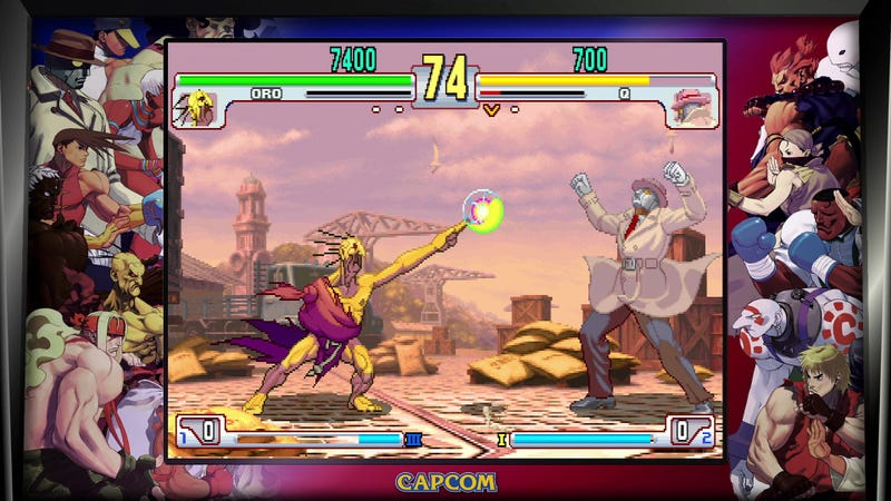 street fighter 4 ranked matchmaking