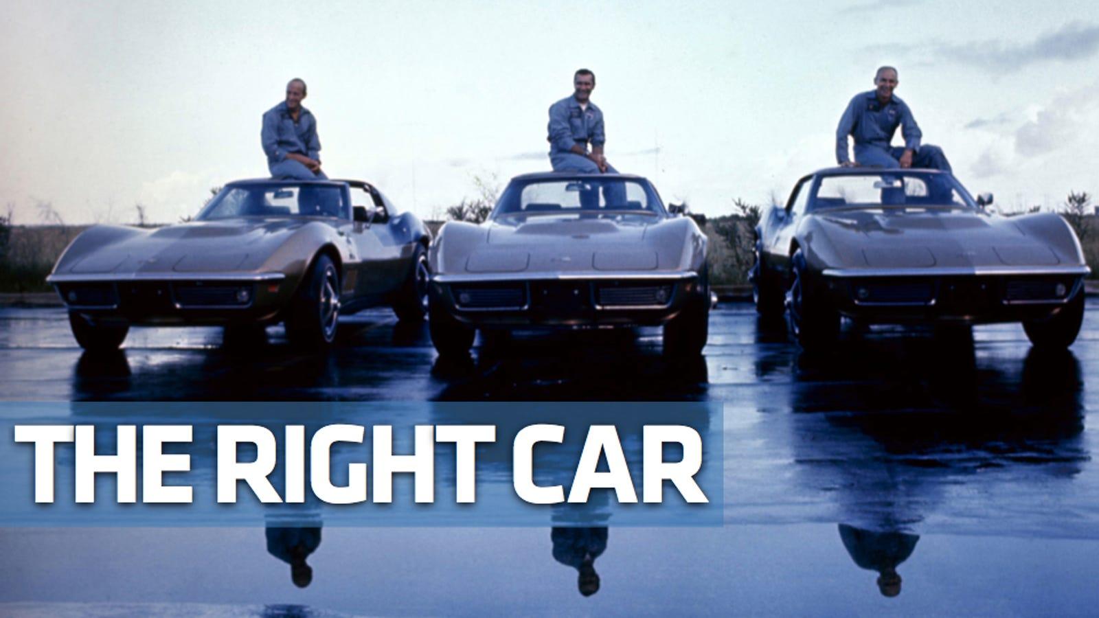 Why Americas First Astronauts All Drove Corvettes 1968 Chevrolet Corvette Project Car