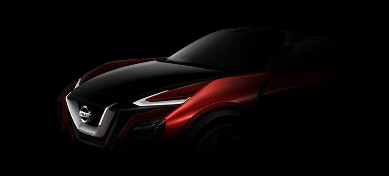 Illustration for article titled I'm Really Hoping This Nissan Crossover Concept Isn't The Next Z
