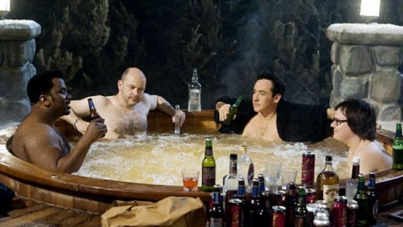 Illustration for article titled Hot Tub Time Machine sequel may become a thing