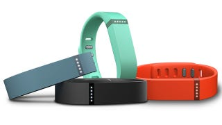 Illustration for article titled Fitbit Flex Gives Nike's Fuelband a Run for Its Money