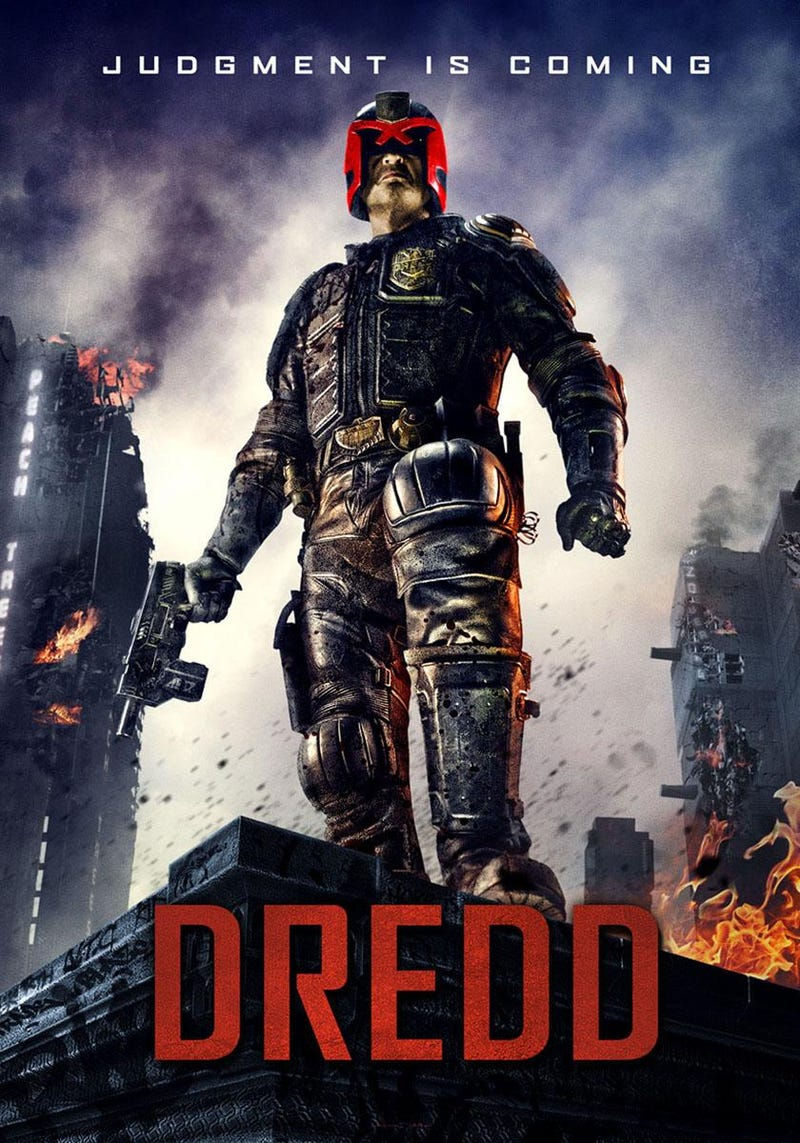 Illustration for article titled Your (Weekly) Spring Movie Guide to Movies You Should Watch Again: Dredd