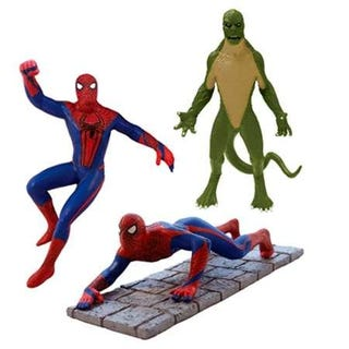 Illustration for article titled The Amazing Spider-Man Toys