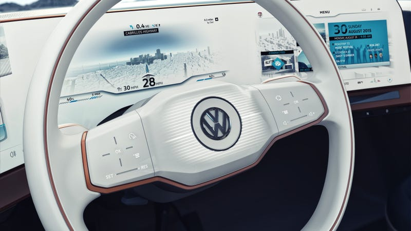 The Car Interior Of The Future Who Wore It Best