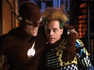 Illustration for article titled Mark Hamill Will Be The Trickster Again On The New Flash Series