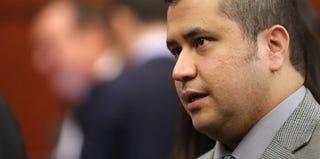 George Zimmerman (pool/Getty Images)