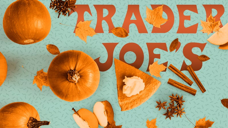 Illustration for article titled Gourd to death: Eating through Trader Joe's 2018 pumpkin-spiced orgy