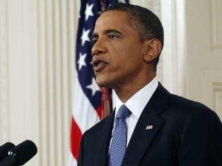 Illustration for article titled TRANSCRIPT: Obama's Afghanistan Troop-Withdrawal Speech