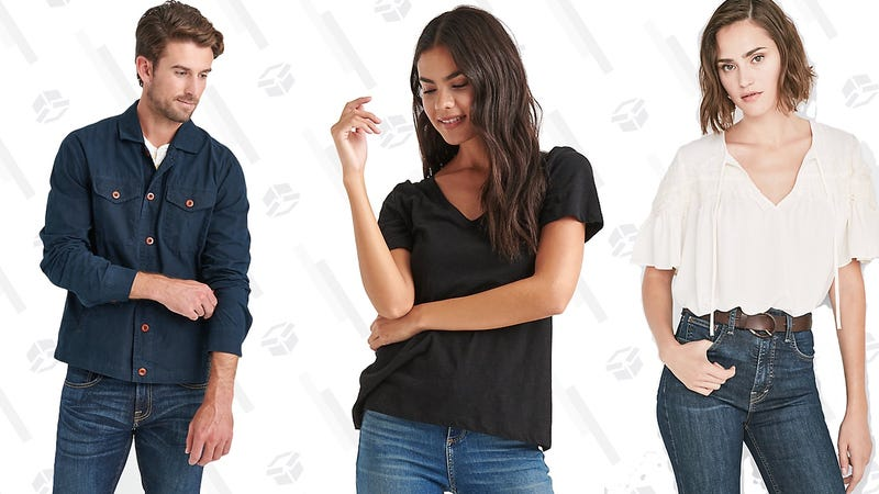 Lucky Brand 50% Off Favorites