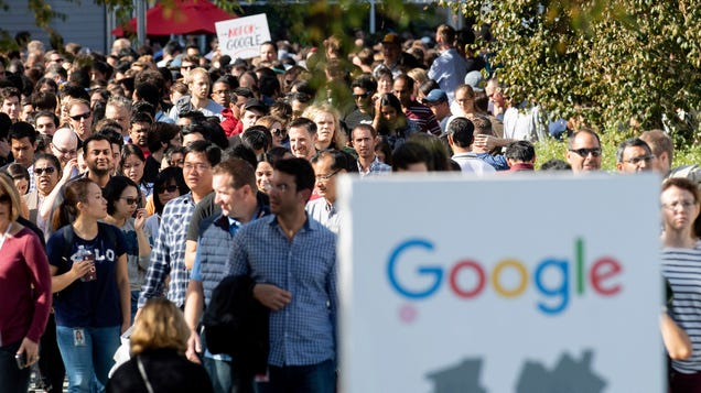 Report: Google Staff Suspect New Internal Software Is Designed to Suppress Employee Dissent