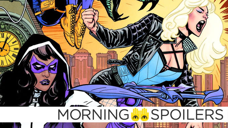 The Birds of Prey could be hunting a Batman foe in their movie.
