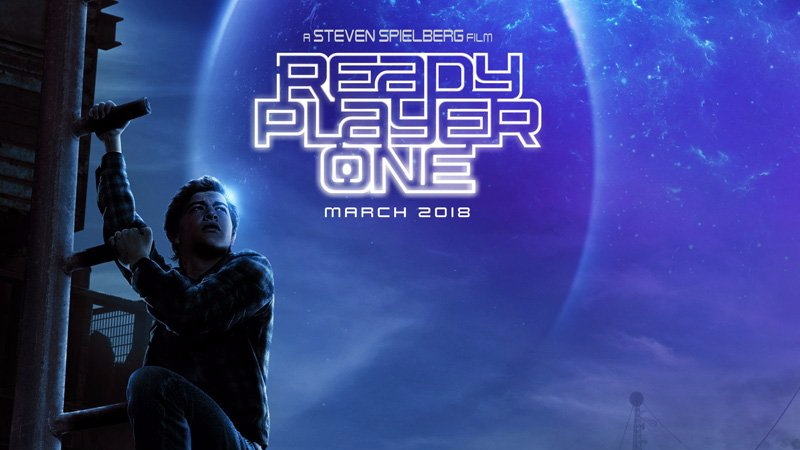 Watch the new trailer for Steven Spielberg's Ready Player One