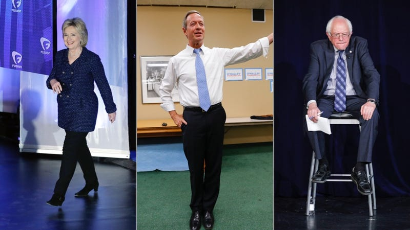 Illustration for article titled Martin O'Malley Will Be Included in the Next Debate Because 3 Is a Nice Number