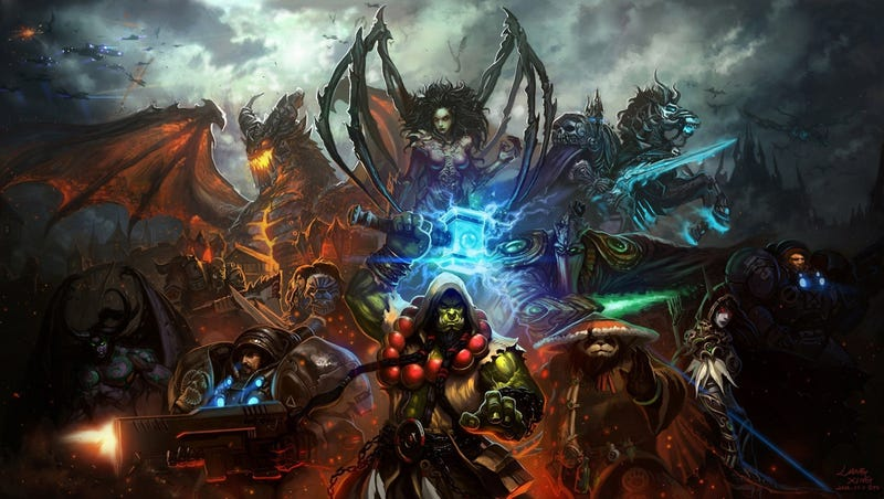 Illustration for article titled Blizzard Caught In Legal Fight With Game Cheating Company