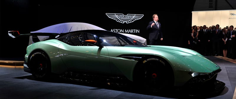 Illustration for article titled Aston Martin CEO Says Opening A Plant In Alabama 'Would Make Sense'