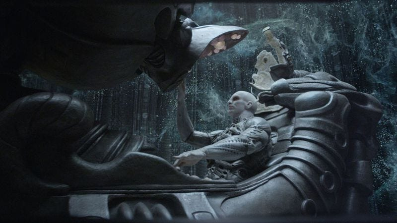 Illustration for article titled Ridley Scott will connect Prometheus to Alien, no matter how many sequels it takes