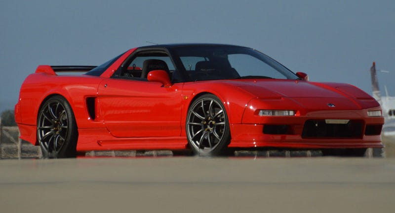 Illustration for article titled All I Want For Christmas Is This Perfect Imported 1991 Honda NSX