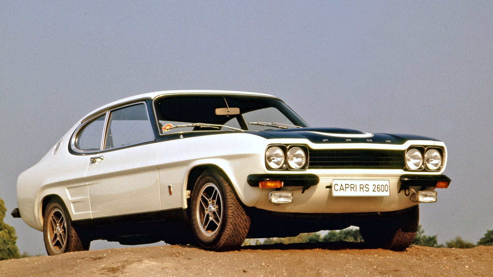 The Unlikely Story Of How This Ford Gave Birth To Bmw M 1980 Capri Interior
