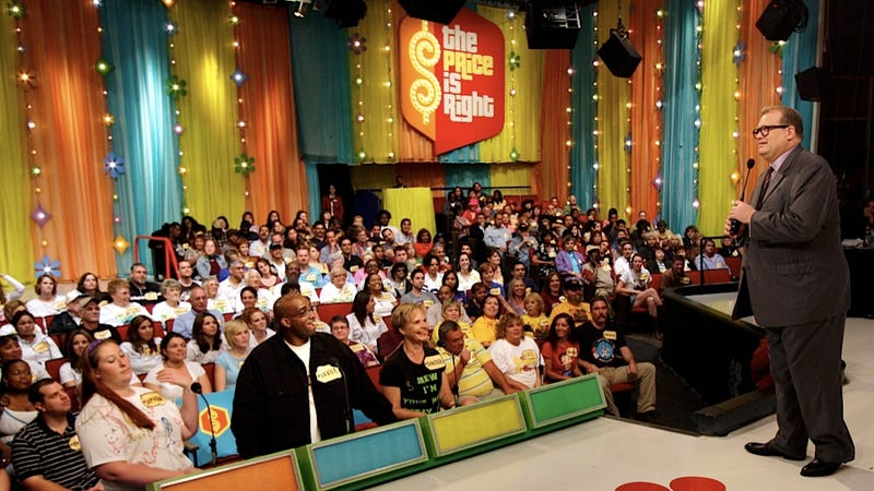 Illustration for article titled One Lucky Male Model Will Shatter The Price Is Right's Plinko Glass Ceiling