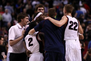 Illustration for article titled Gonzaga Alumni Are Weeping With Joy