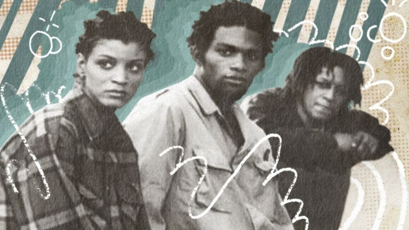 Illustration for article titled Digable Planets' Butterfly on the iconic hip-hop group's break-up and make-up