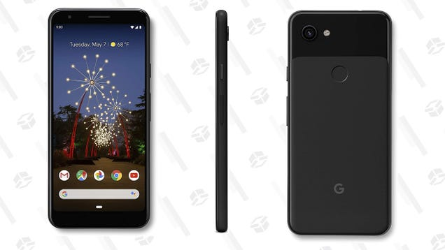 Pixel 3a and Pixel 3a XL Are Cheaper Than Ever, Starting at $279