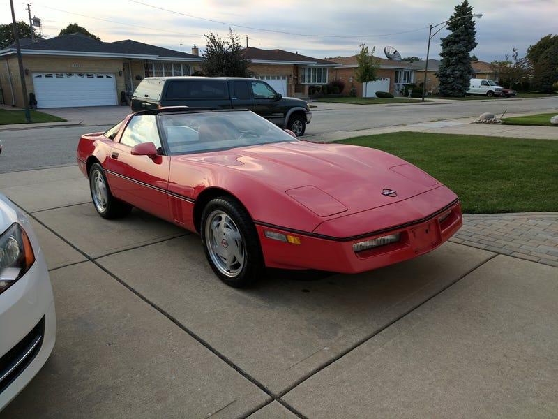 Illustration for article titled 1989 Corvette: The Oppo Review