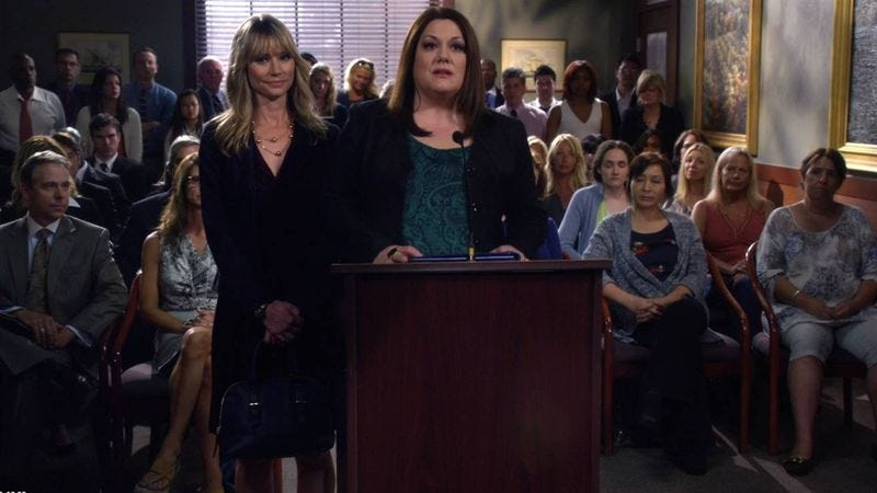 Illustration for article titled Drop Dead Diva will drop dead for real after its next season
