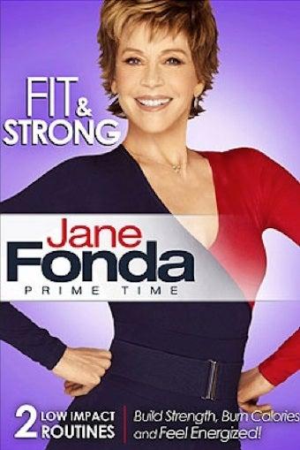 Illustration for article titled Jane Fonda Brings Back Workout Videos