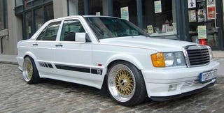 For $6,500, This 1989 Mercedes 190e 2 6 Could Restore Your Faith
