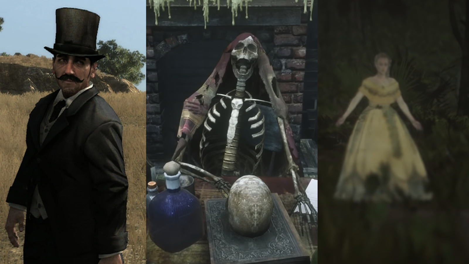 Hair Style Rdr2: Red Dead Redemption 2 Players Keep Finding Creepy Easter Eggs