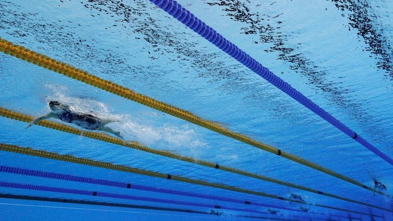 Katie Ledecky (Photo: Adam Pretty/Getty Images)